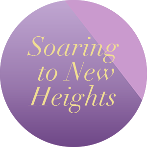 Leaders Need A Push Too- Soaring to New Heights program